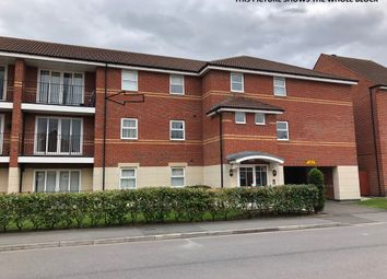 Thumbnail 2 bed flat for sale in Goldstraw Lane, Fernwood, Newark