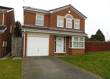 Thumbnail 4 bed property to rent in Wheatfield Close, Glenfield, Leicester