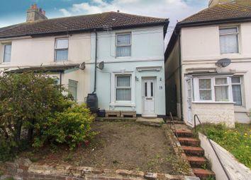 Thumbnail 2 bed cottage for sale in Egerton Villas, Green Lane, Folkestone