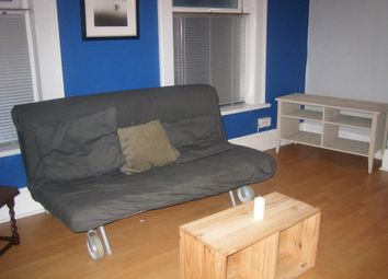 Thumbnail 1 bed flat to rent in Fitzroy Terrace, Fitzroy Road, Stoke, Plymouth