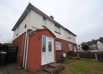 Thumbnail 3 bed semi-detached house to rent in Macdonald Avenue, Dagenham, Essex