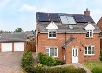 Thumbnail 4 bed detached house for sale in Lingen Field, Sutton St Nicholas, Hereford