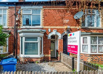 Thumbnail 3 bedroom terraced house for sale in Ferndale, Goddard Avenue, Hull