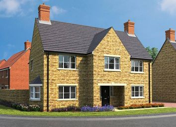 "Thumbnail 4 bed property for sale in ""The Milcombe"" at Oxford Road, Bodicote, Banbury"