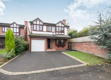 Thumbnail 4 bed detached house to rent in Fettler Close, Swinton, Manchester