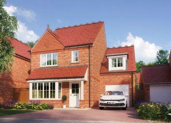 Thumbnail 4 bed detached house for sale in Highfield, Off Baldways Close, Wingrave, Aylesbury