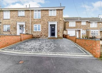 3 bed end terrace house for sale in Nottingham Walk, Strood, Rochester, Kent ME2
