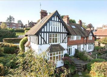 Thumbnail 6 bed semi-detached house for sale in Hill Road, Haslemere, Surrey