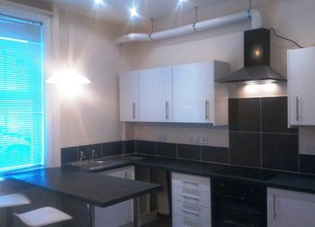 Thumbnail 2 bed flat to rent in Crompton Street, Derby