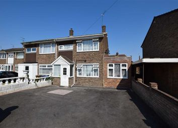 Thumbnail 5 bed semi-detached house for sale in Spindles, Tilbury, Essex