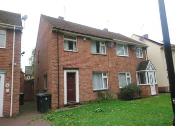 Thumbnail Room to rent in Langley Croft, Coventry