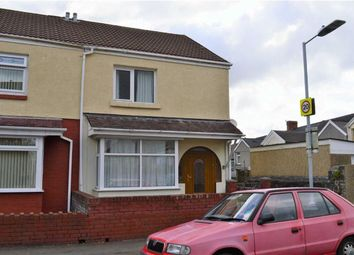 Thumbnail 2 bed end terrace house for sale in Manor Road, Swansea