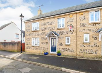 3 bed semi-detached house for sale in Garland Crescent, Dorchester DT1