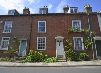 Thumbnail 3 bed town house for sale in Church Lane, Lymington