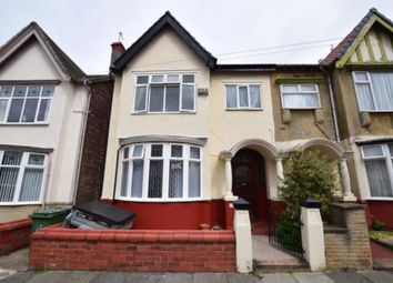 Thumbnail 4 bedroom semi-detached house to rent in Knowsley Road, Wallasey