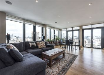 Thumbnail 2 bedroom flat for sale in Antonine Heights, City Walk, London