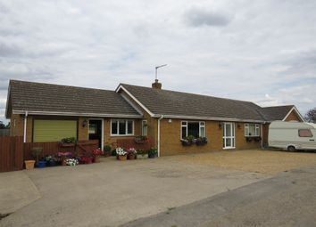 Thumbnail 4 bed detached bungalow for sale in Puddock Road, Warboys, Huntingdon