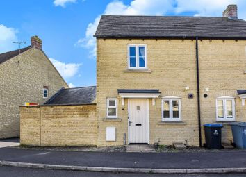 Thumbnail 2 bed semi-detached house to rent in Tamarisk Crescent, Carterton