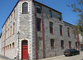 Thumbnail 1 bed flat to rent in Palace Street, Plymouth, Devon