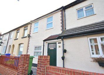 Thumbnail 2 bed terraced house for sale in Grosvenor Road, Aldershot, Hampshire