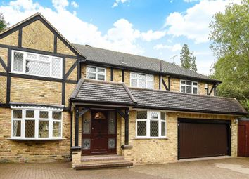 Thumbnail 5 bedroom detached house for sale in Sunninghill, Ascot