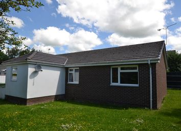 Thumbnail 3 bed detached bungalow for sale in Wordsworth Avenue, Barnstaple