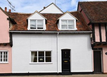 2 bed terraced house for sale in Benton Street, Hadleigh, Ipswich IP7