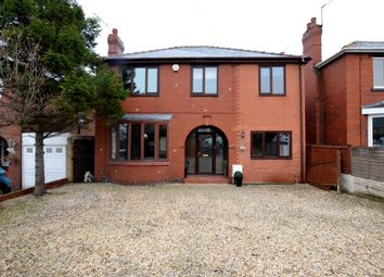 Thumbnail 4 bed detached house for sale in Pontefract Road, Lundwood, Barnsley