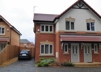 Thumbnail 3 bed semi-detached house for sale in Holme Road, Eccleston
