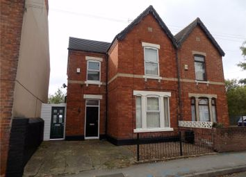 Thumbnail 3 bed semi-detached house for sale in John Street, Worksop, Nottinghamshire