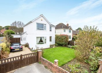 Thumbnail 3 bed detached house for sale in Wimborne Road West, Wimborne