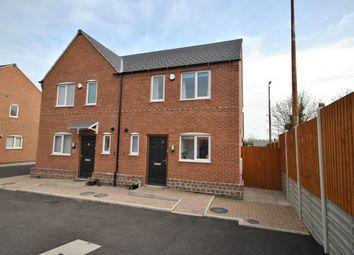 Thumbnail 3 bed semi-detached house to rent in Leicester Road, Mountsorrel, Loughborough