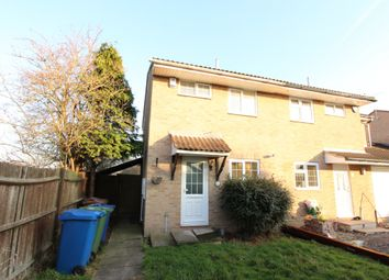 Thumbnail 2 bed semi-detached house for sale in Medick Court, Thurrock Park, Grays