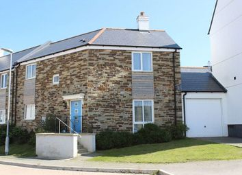 Thumbnail 4 bed semi-detached house for sale in Pellymounter Road, St. Austell