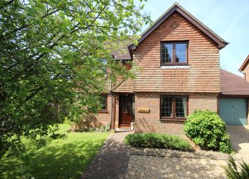 Thumbnail 4 bed detached house for sale in Bishops View, Four Marks, Alton, Hampshire