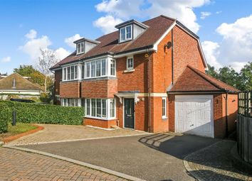 Thumbnail 4 bed semi-detached house for sale in Woodfield Close, Coulsdon