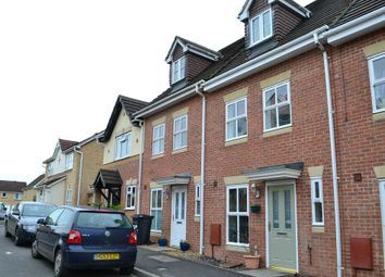 Thumbnail 3 bed town house to rent in Ermine Street, Yeovil
