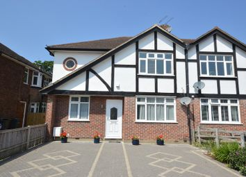 Thumbnail 2 bed maisonette to rent in Cheshire Gardens, Chessington, Surrey