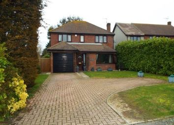 Thumbnail 4 bed detached house for sale in Great Oakley, Harwich, Essex