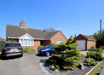 Thumbnail 2 bed detached bungalow for sale in Penguin Road, Scratby, Great Yarmouth