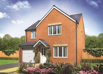 Thumbnail 4 bed detached house for sale in Hornbeam Close, Selby