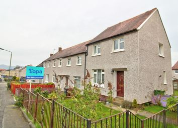 Thumbnail 2 bed terraced house for sale in James Street, Bannockburn, Stirling