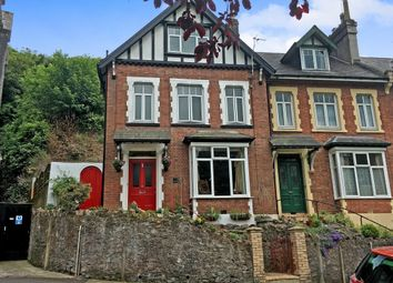 Thumbnail 5 bed end terrace house for sale in Torwood Gardens Road, Torquay