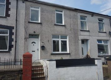 Thumbnail 3 bed terraced house for sale in Pleasant View, Wattstown