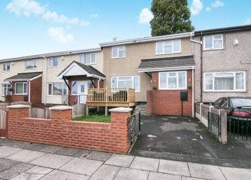 Thumbnail 3 bed terraced house for sale in Farmfield Drive, Prenton