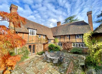 5 bed detached house for sale in Red Lane, Oxted, Surrey RH8