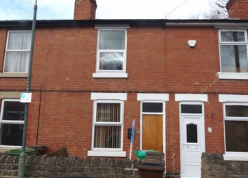 Thumbnail 2 bed terraced house for sale in Lynam Court, Gaul Street, Bulwell, Nottingham