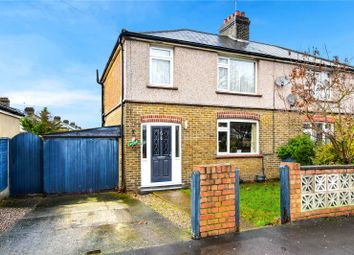 Thumbnail 3 bedroom semi-detached house for sale in Park Road, Swanscombe, Kent