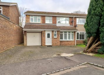 4 bed semi-detached house for sale in Sycamore Way, Hazlemere, High Wycombe, Buckinghamshire HP15