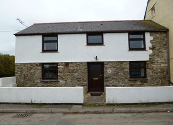 Thumbnail 2 bed detached house to rent in Black Cross, Newquay